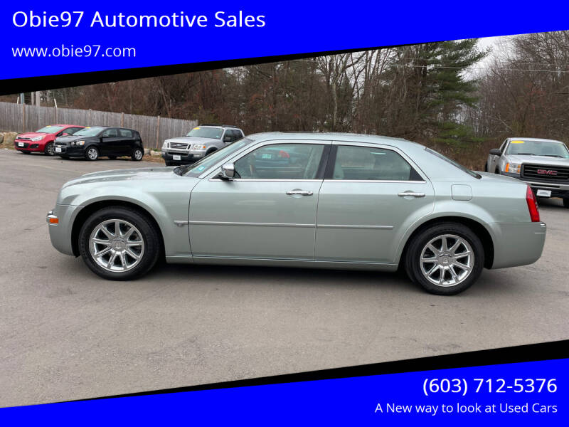 2006 Chrysler 300 for sale at Obie97 Automotive Sales in Londonderry NH