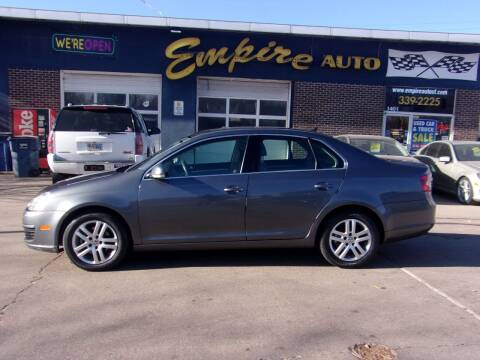 2006 Volkswagen Jetta for sale at Empire Auto Sales in Sioux Falls SD