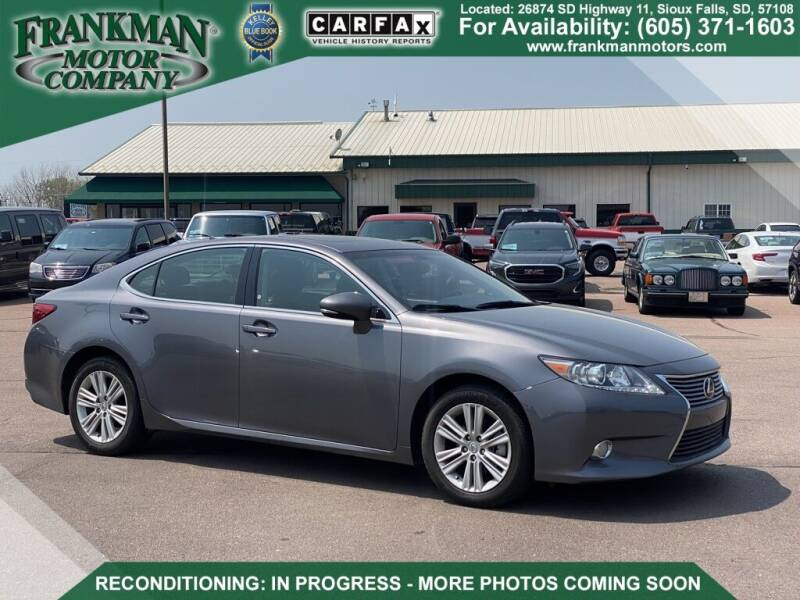 2013 Lexus ES 350 for sale in Sioux Falls, SD