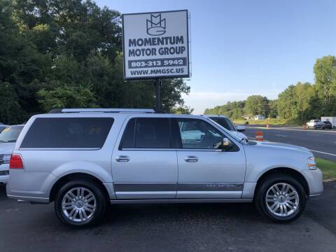 2014 Lincoln Navigator L for sale at Momentum Motor Group in Lancaster SC