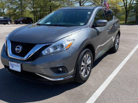 2017 Nissan Murano for sale at St. Louis Used Cars in Ellisville MO