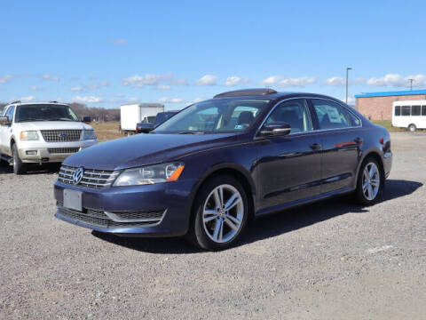 2015 Volkswagen Passat for sale at Terrys Auto Sales in Somerset PA