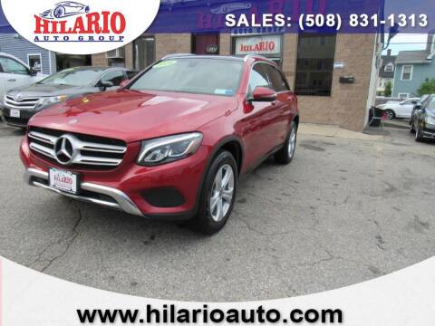 2018 Mercedes-Benz GLC for sale at Hilario's Auto Sales in Worcester MA
