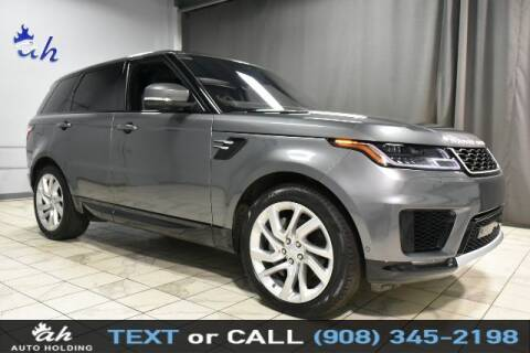 2019 Land Rover Range Rover Sport for sale at AUTO HOLDING in Hillside NJ