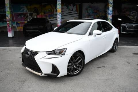 2020 Lexus IS 300 for sale at AE Of Miami in Miami FL