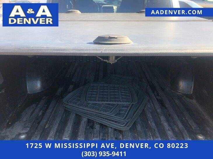 2001 Ford Explorer Sport Trac 4dr Crew Cab SB 2WD - Denver CO