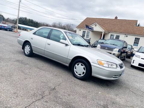2000 Toyota Camry for sale at New Wave Auto of Vineland in Vineland NJ