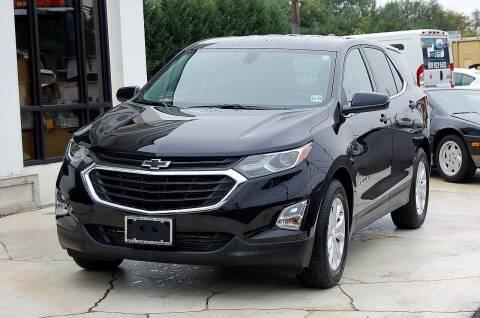 2019 Chevrolet Equinox for sale at Avi Auto Sales Inc in Magnolia NJ
