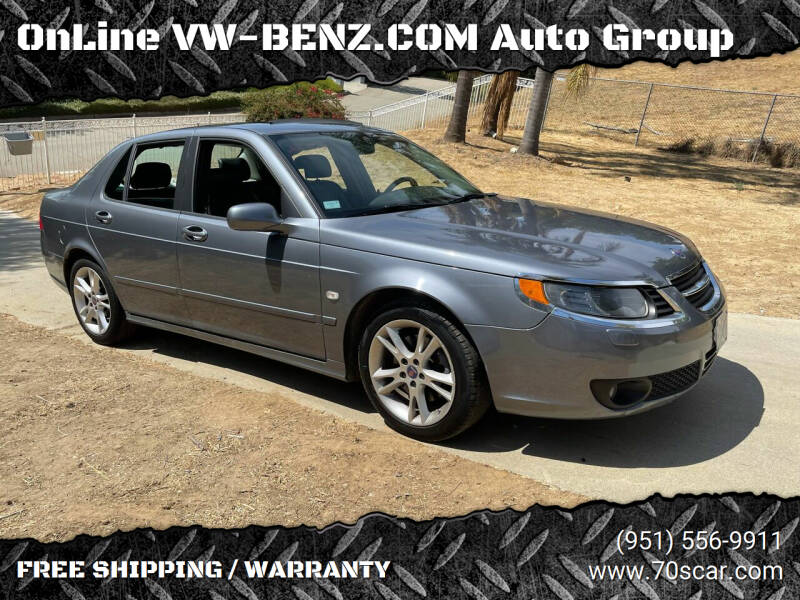 2008 Saab 9-5 for sale at OnLine VW-BENZ.COM Auto Group in Riverside CA