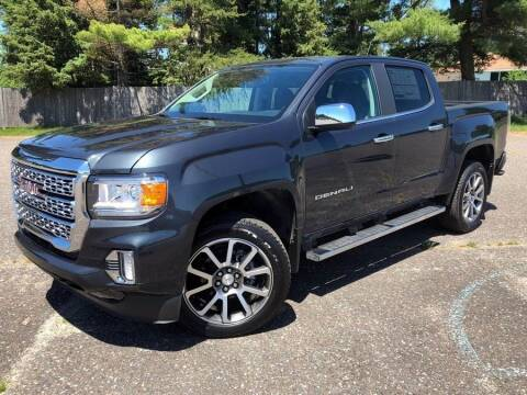2021 GMC Canyon for sale at STATELINE CHEVROLET BUICK GMC in Iron River MI