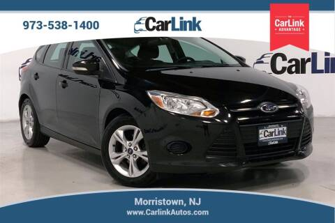 2013 Ford Focus for sale at CarLink in Morristown NJ