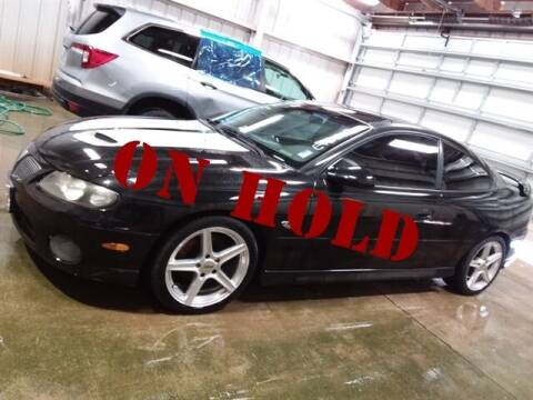 2006 Pontiac GTO for sale at East Coast Auto Source Inc. in Bedford VA