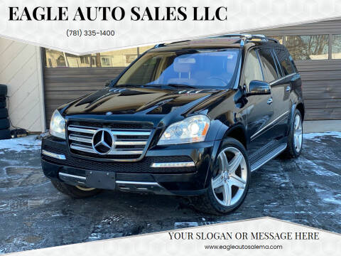 2012 Mercedes-Benz GL-Class for sale at Eagle Auto Sales LLC in Holbrook MA