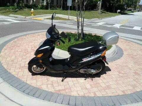 2006 QINGQI RS 450 Street for sale at P J'S AUTO WORLD-CLASSICS - 1751Gulf To Bay Bldvd in Clearwater FL