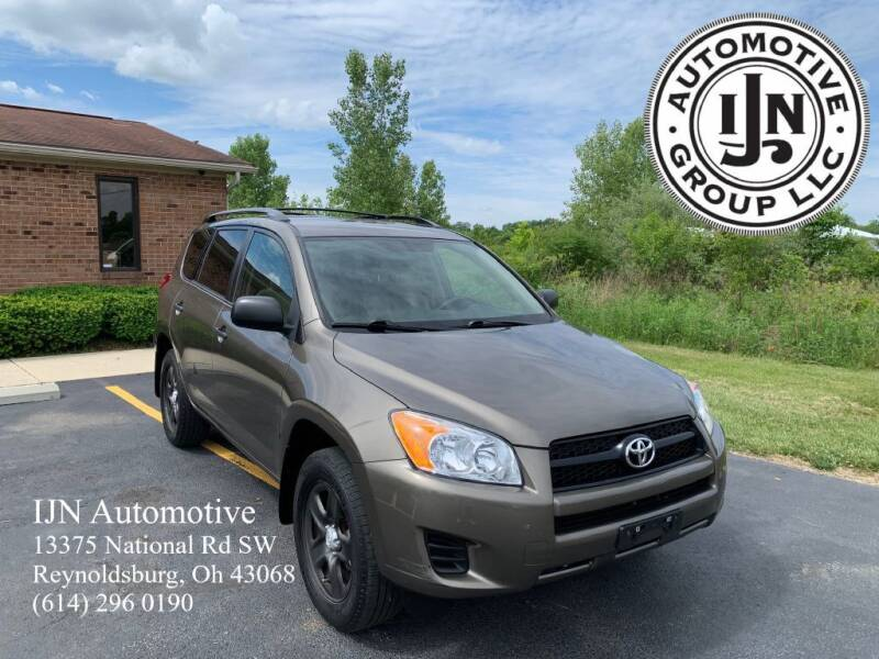 2012 Toyota RAV4 for sale at IJN Automotive Group LLC in Reynoldsburg OH