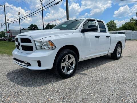 2014 RAM Ram Pickup 1500 for sale at Mega Autosports in Chesapeake VA