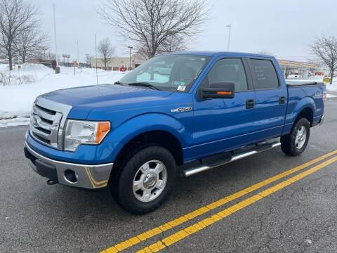 2012 Ford F-150 for sale at Via Roma Auto Sales in Columbus OH