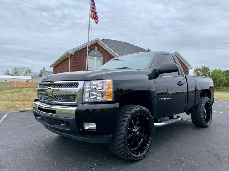 2010 Chevrolet Silverado 1500 for sale at HillView Motors in Shepherdsville KY