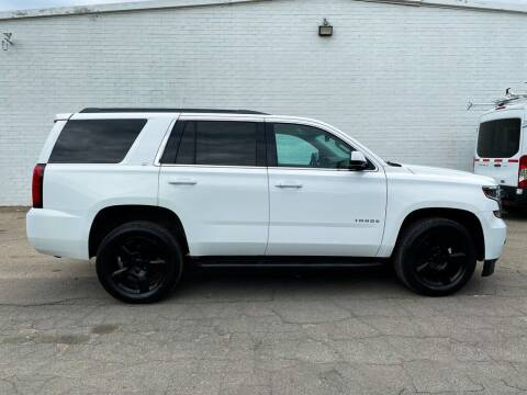 2015 Chevrolet Tahoe for sale at Smart Chevrolet in Madison NC