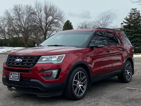 2016 Ford Explorer for sale at North Imports LLC in Burnsville MN