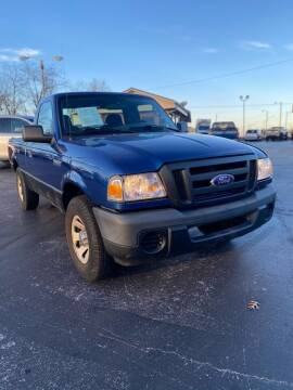 2009 Ford Ranger for sale at Guidance Auto Sales LLC in Columbia TN