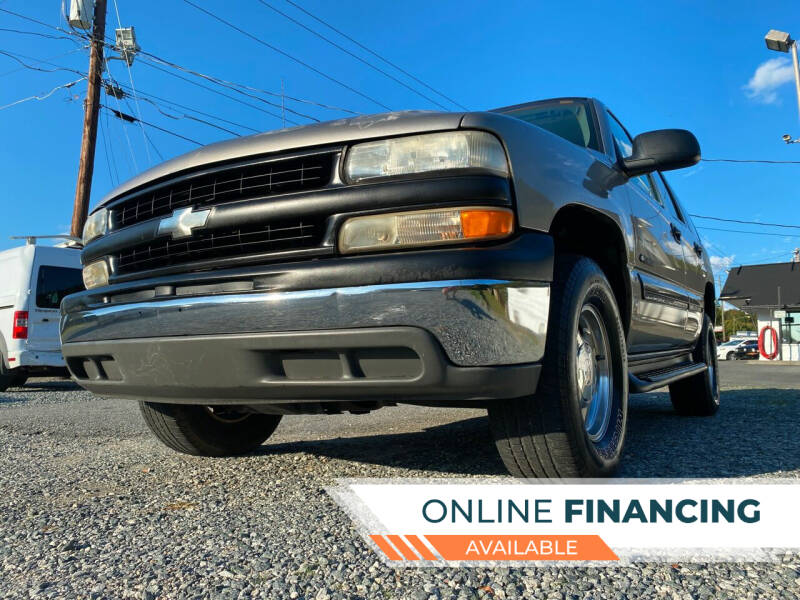2001 Chevrolet Tahoe for sale at Prime One Inc in Walkertown NC