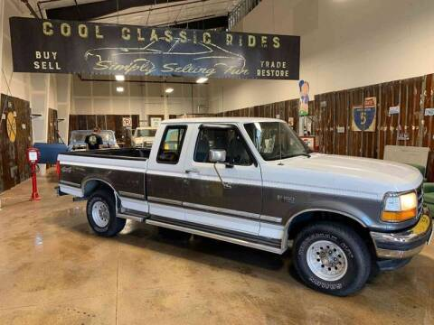 1992 Ford F-150 for sale at Cool Classic Rides in Redmond OR