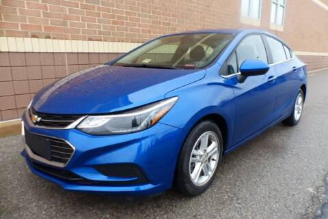 2018 Chevrolet Cruze for sale at Macomb Automotive Group in New Haven MI