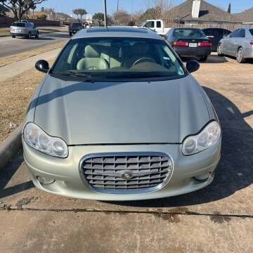 2000 Chrysler LHS for sale at Eshaal Cars of Texas in Houston TX