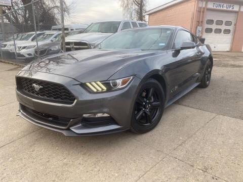 2017 Ford Mustang for sale at Seaview Motors and Repair LLC in Bridgeport CT