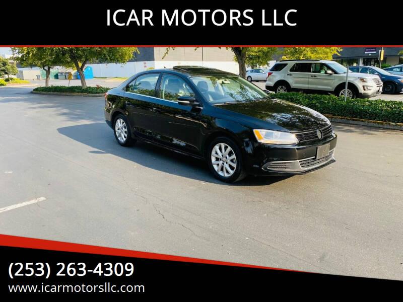 2014 Volkswagen Jetta for sale at ICAR MOTORS LLC in Federal Way WA