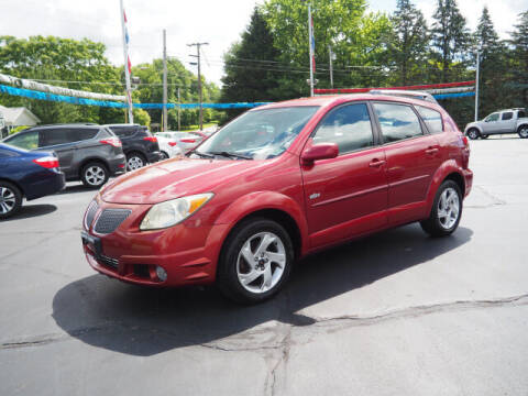 2005 Pontiac Vibe for sale at Patriot Motors in Cortland OH