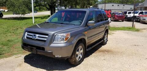 2008 Honda Pilot for sale at STX Auto Group in San Antonio TX
