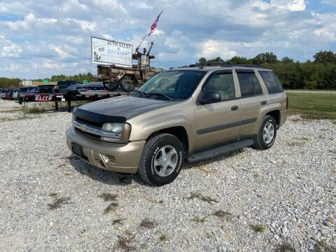 2005 Chevrolet TrailBlazer for sale at Ken's Auto Sales & Repairs in New Bloomfield MO