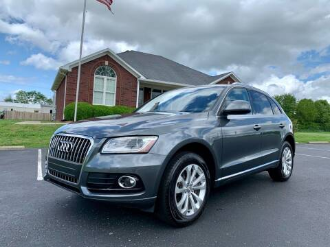 2015 Audi Q5 for sale at HillView Motors in Shepherdsville KY