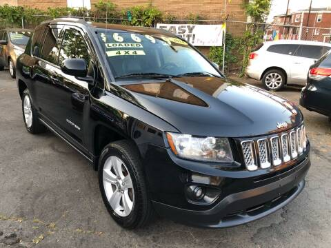 2014 Jeep Compass for sale at James Motor Cars in Hartford CT
