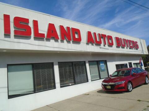 2018 Honda Accord for sale at Island Auto Buyers in West Babylon NY