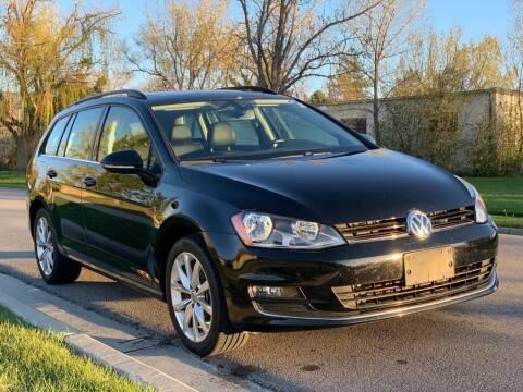 2016 Volkswagen Golf SportWagen for sale at A.I. Monroe Auto Sales in Bountiful UT