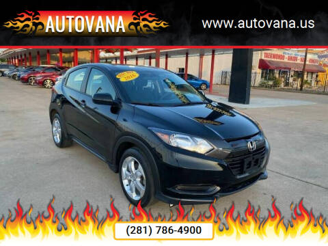 2016 Honda HR-V for sale at AutoVana in Humble TX