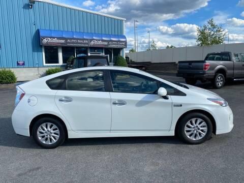 2013 Toyota Prius Plug-in Hybrid for sale at Platinum Auto in Abington MA