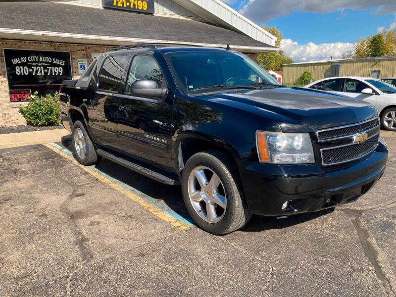 2011 Chevrolet Avalanche for sale at Imlay City Auto Sales LLC. in Imlay City MI
