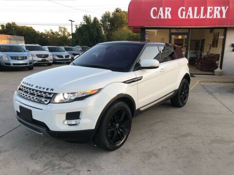2013 Land Rover Range Rover Evoque for sale at Car Gallery in Oklahoma City OK