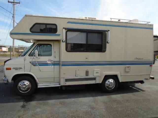 1993 Coachmen Conquest for sale at Lee RV Center in Monticello KY
