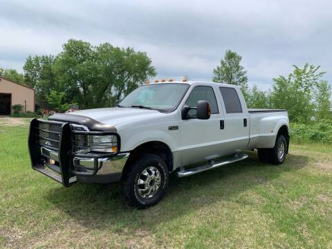 2003 Ford F-350 Super Duty for sale at Overvold Motors in Detriot Lakes MN