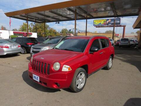 2008 Jeep Compass for sale at Nile Auto Sales in Denver CO