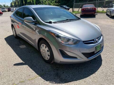 2016 Hyundai Elantra for sale at Super Wheels-N-Deals in Memphis TN