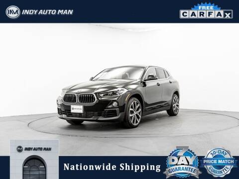 2018 BMW X2 for sale at INDY AUTO MAN in Indianapolis IN