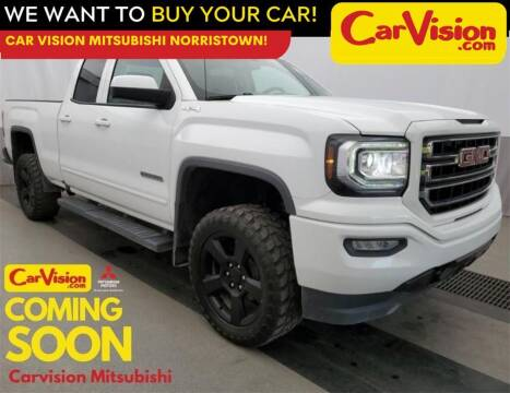 2018 GMC Sierra 1500 for sale at Car Vision Mitsubishi Norristown in Norristown PA