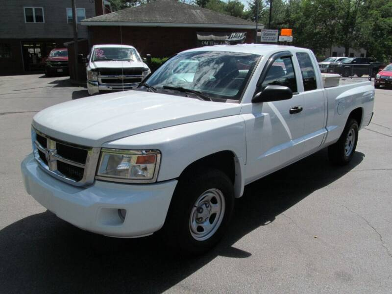 2010 Dodge Dakota for sale at Old Time Auto Sales, Inc in Milford MA
