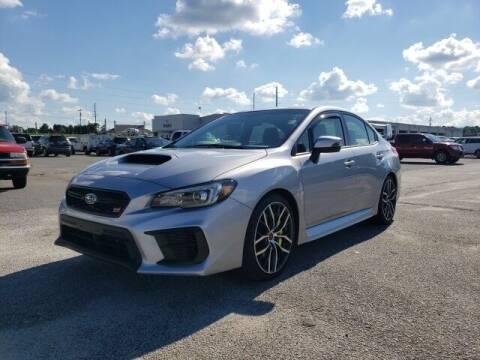 2021 Subaru WRX for sale at Hardy Auto Resales in Dallas GA